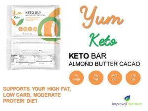 Yum Keto Bar Review - Rich, Creamy, and Chocolaty